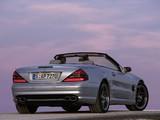 Mercedes-Benz SL 65 AMG (R230) 2004–08 photos