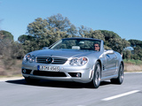 Mercedes-Benz SL 65 AMG (R230) 2004–08 pictures