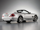 Mercedes-Benz SL 500 (R230) 2005–08 images