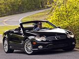Mercedes-Benz SL 600 US-spec (R230) 2005–08 images