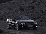 Mercedes-Benz SL 350 (R230) 2005–08 images