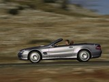 Mercedes-Benz SL 500 (R230) 2005–08 photos