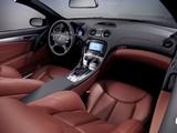 Mercedes-Benz SL 350 (R230) 2005–08 photos