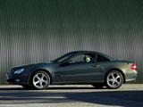 Mercedes-Benz SL 600 (R230) 2005–08 pictures