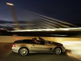 Mercedes-Benz SL 500 (R230) 2005–08 wallpapers