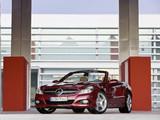 Mercedes-Benz SL 500 (R230) 2008–11 images