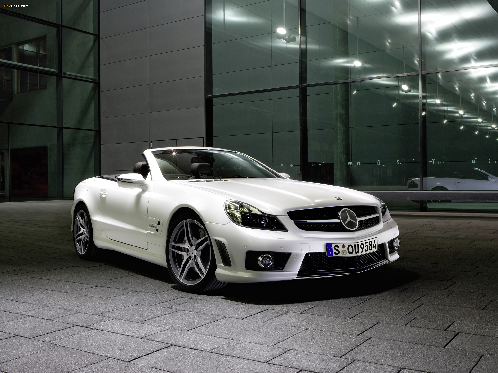 Mercedes-Benz SL 63 AMG Limited Edition IWC (R230) 2008 images (2048 x 1536)