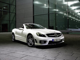 Mercedes-Benz SL 63 AMG Limited Edition IWC (R230) 2008 images