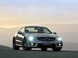 Mercedes-Benz SL 63 AMG (R230) 2008–11 photos
