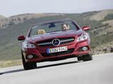 Mercedes-Benz SL 500 (R230) 2008–11 photos