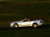 Mercedes-Benz SL 63 AMG (R230) 2008–11 photos