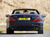 Mercedes-Benz SL 500 UK-spec (R230) 2008–11 photos