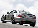 Mercedes-Benz SL 65 AMG Black Series (R230) 2008 pictures
