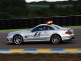 Mercedes-Benz SL 63 AMG F1 Safety Car (R230) 2008–09 pictures