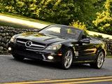 Mercedes-Benz SL 600 US-spec (R230) 2008–11 pictures