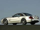Mercedes-Benz SL 63 AMG (R230) 2008–11 pictures