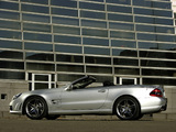 Mercedes-Benz SL 65 AMG (R230) 2008–11 pictures