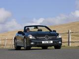 Mercedes-Benz SL 500 UK-spec (R230) 2008–11 pictures