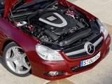 Mercedes-Benz SL 500 (R230) 2008–11 pictures