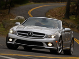 Mercedes-Benz SL 550 (R230) 2008–11 pictures