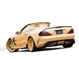 FAB Design Mercedes-Benz SL 600 Widebody (R230) 2008 wallpapers