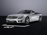 Mercedes-Benz SL 63 AMG (R230) 2008–11 wallpapers