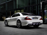 Mercedes-Benz SL 63 AMG Limited Edition IWC (R230) 2008 wallpapers