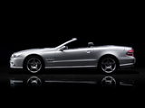 Mercedes-Benz SL 350 (R230) 2008–11 wallpapers
