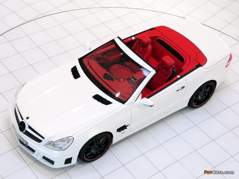 Brabus S V12 R (R230) 2009 images (800 x 600)