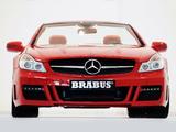 Brabus Mercedes-Benz SL-Klasse (R230) 2009–12 photos