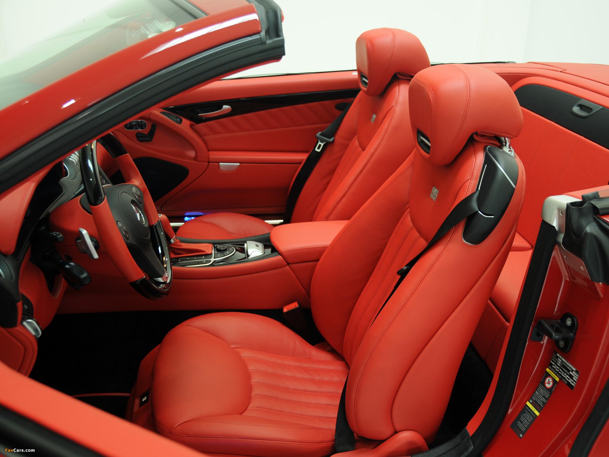 Brabus Mercedes-Benz SL-Klasse (R230) 2009–12 pictures (2048 x 1536)
