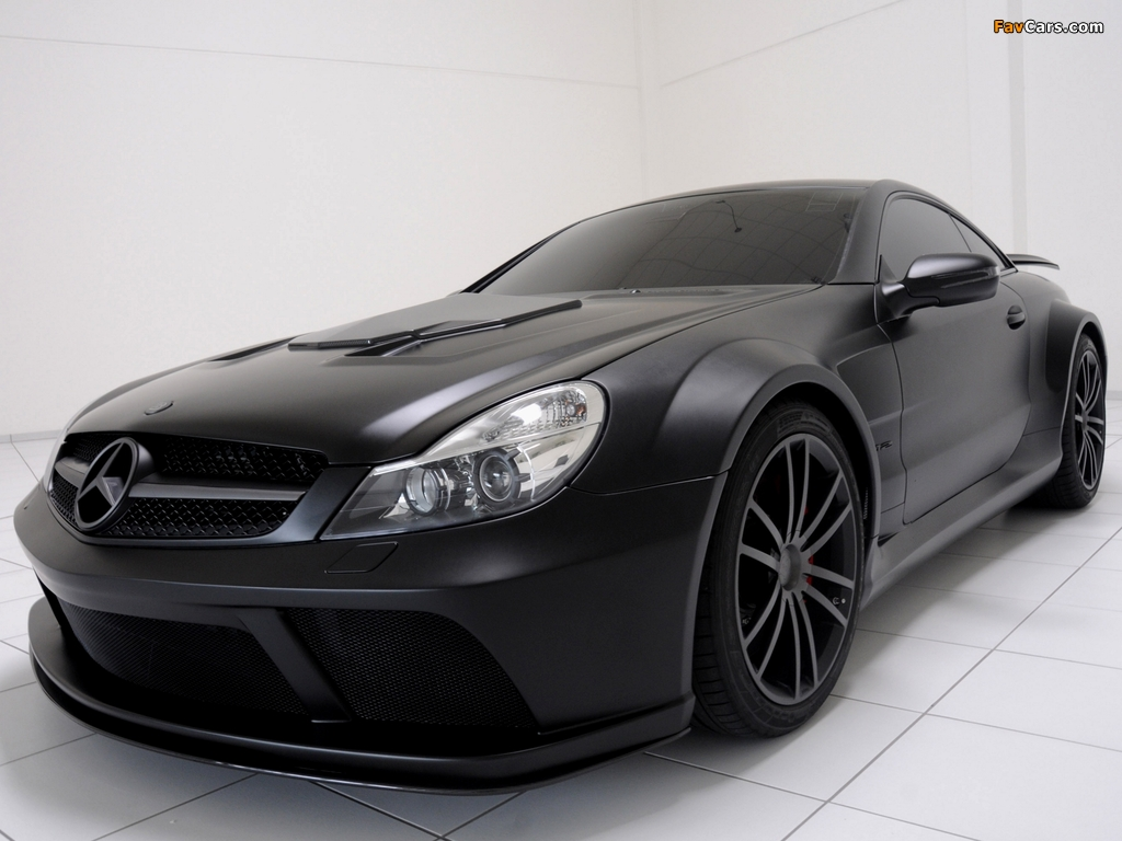 Brabus T65 RS (R230) 2010 images (1024 x 768)