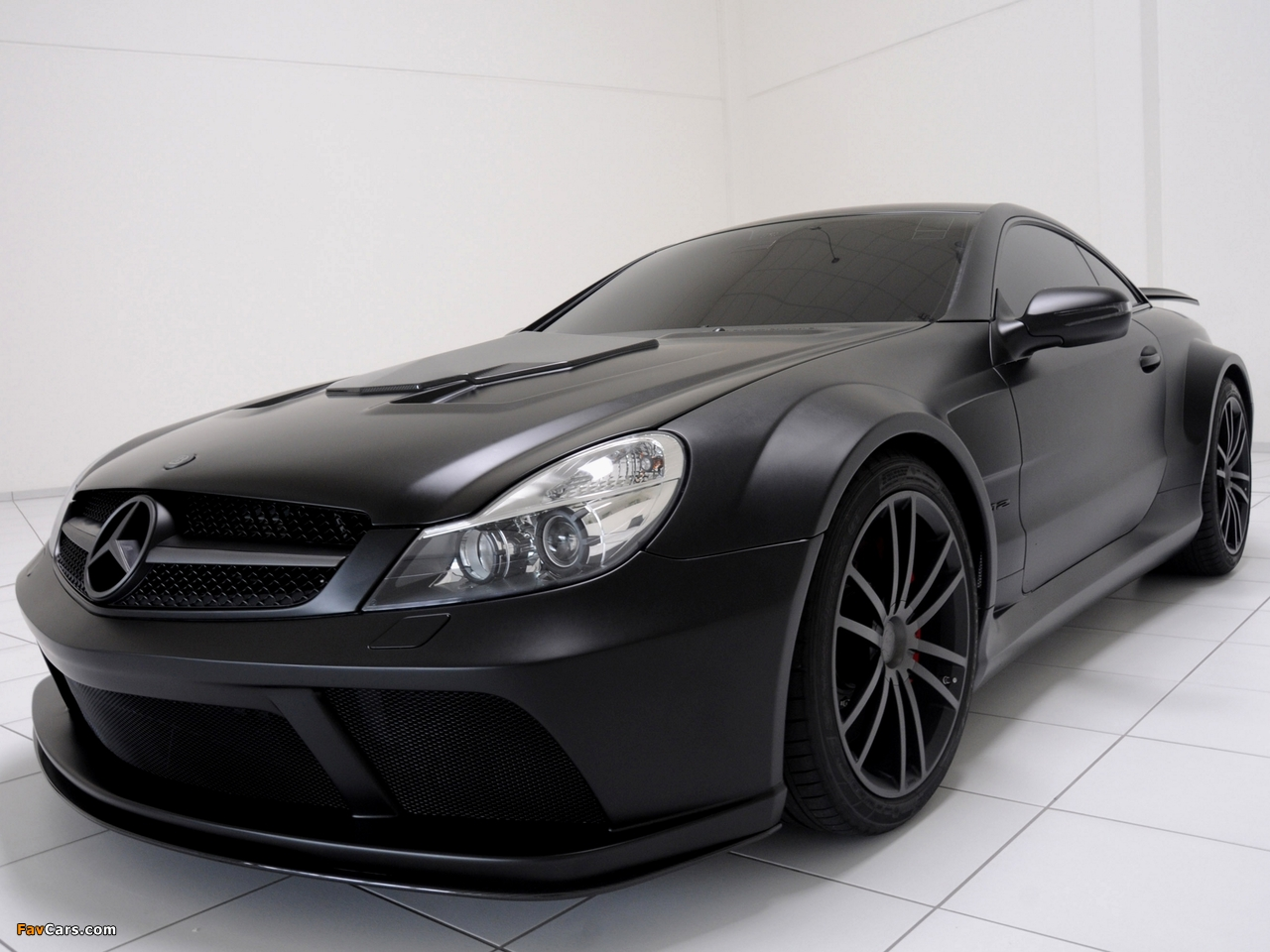 Brabus T65 RS (R230) 2010 images (1280 x 960)