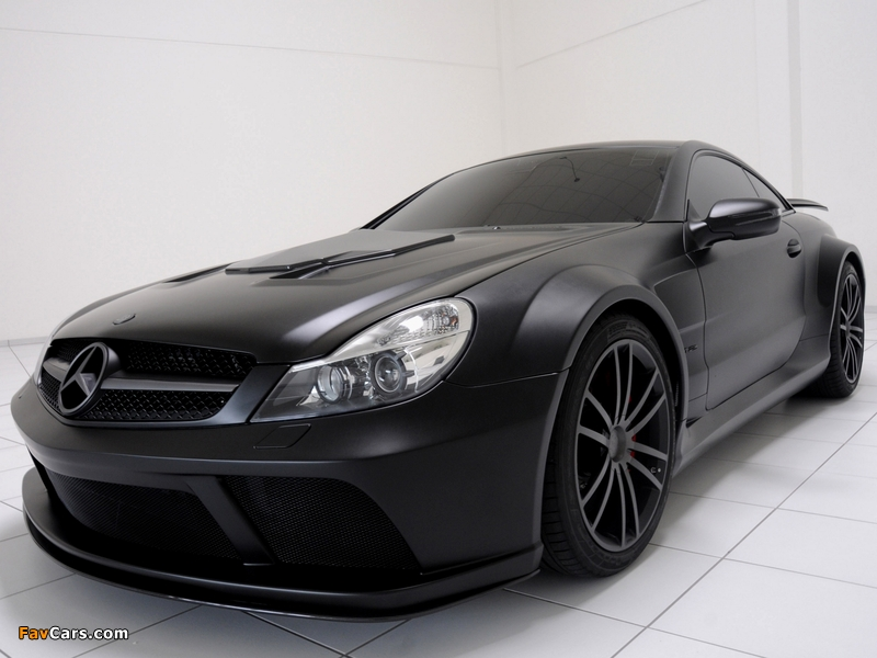 Brabus T65 RS (R230) 2010 images (800 x 600)