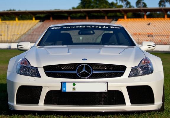 Mkb p 1000 mercedes benz sl 65 amg black series 2010 photos for Mercedes benz sl 2010