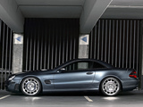 MR Car Design Mercedes-Benz SL 65 AMG (R230) 2010 pictures