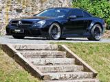 Inden Design Mercedes-Benz SL 63 AMG Black Saphir (R230) 2010 wallpapers