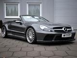 Prior-Design Mercedes-Benz SL-Klasse Black Edition (R230) 2011 images