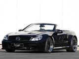 Inden Design Mercedes-Benz SL 65 AMG Biturbo (R230) 2011 images