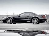Prior-Design Mercedes-Benz SL-Klasse Black Edition (R230) 2011 photos