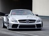 Prior-Design Mercedes-Benz SL-Klasse Black Edition (R230) 2011 pictures