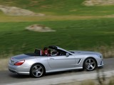 Mercedes-Benz SL 500 AMG Sports Package Edition 1 (R231) 2012 images