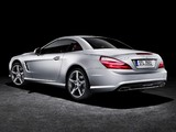 Mercedes-Benz SL 350 AMG Sports Package Edition 1 (R231) 2012 images