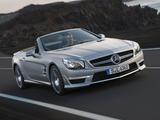 Mercedes-Benz SL 63 AMG (R231) 2012 images