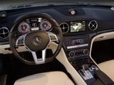 Mercedes-Benz SL 500 (R231) 2012 images