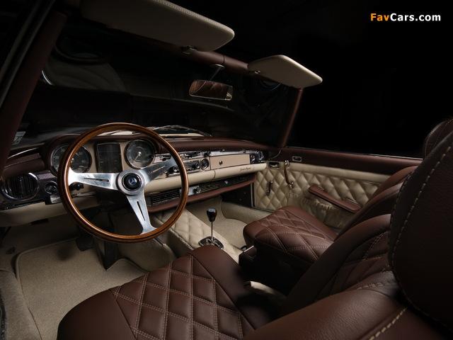 Vilner Mercedes-Benz W113 Gentle Pagoda (W113) 2012 images (640 x 480)