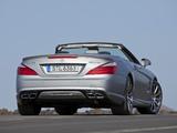 Mercedes-Benz SL 63 AMG (R231) 2012 photos