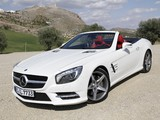 Mercedes-Benz SL 500 AMG Sports Package Edition 1 (R231) 2012 photos