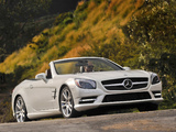 Mercedes-Benz SL 550 AMG Sports Package (R231) 2012 photos