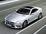 Mercedes-Benz SL 350 AMG Sports Package Edition 1 (R231) 2012 photos